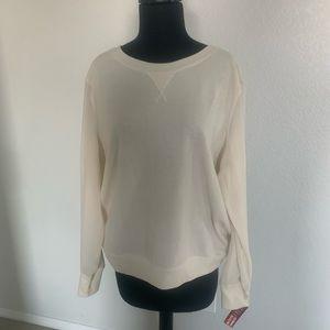 Light Fabric Sweater